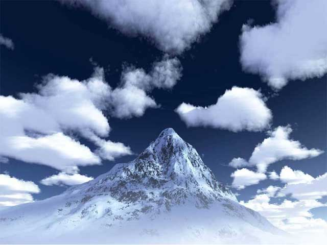 Mount Peak Jigsaw Puzzle