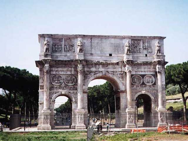Arch of Constantine Jigsaw Puzzle