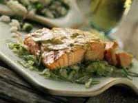 Dilly Salmon Fillets