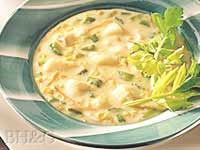Super Bowl Fish and Corn Chowder